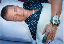 Sleep Test with the watchPAT200